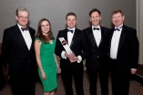 Victorious at irish Law Awards 2016