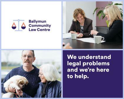 Ballymun Community Law Centre Project