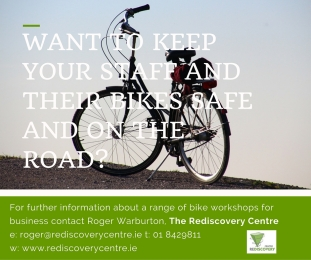Bike safety courses for businesses. Keeping staff safe and on the road.