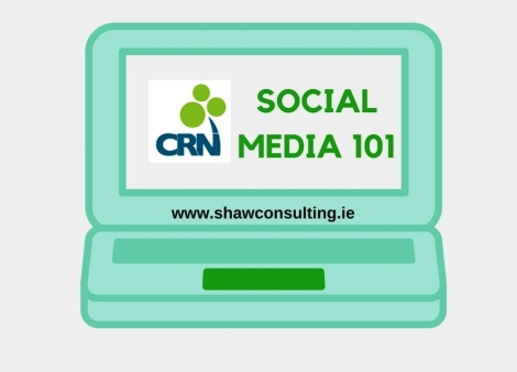 CRNI Social Media Training _Suzanne Shaw Consulting