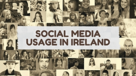 Social Media Usage in Ireland IPSOS MRBI