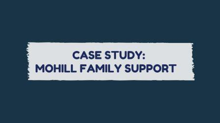 mohill family support centre case study